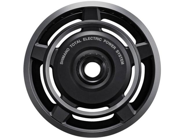 Shimano Steps SM-CRE60 Kettenblatt innen + außen Schutzscheibe schwarz